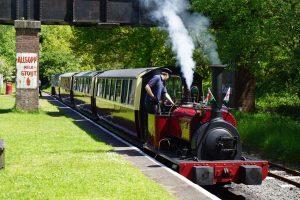 Bala Lake Railway / Rheilffordd Llyn Tegid