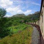 The Ffestiniog Railway Leaving Tanygrisiau